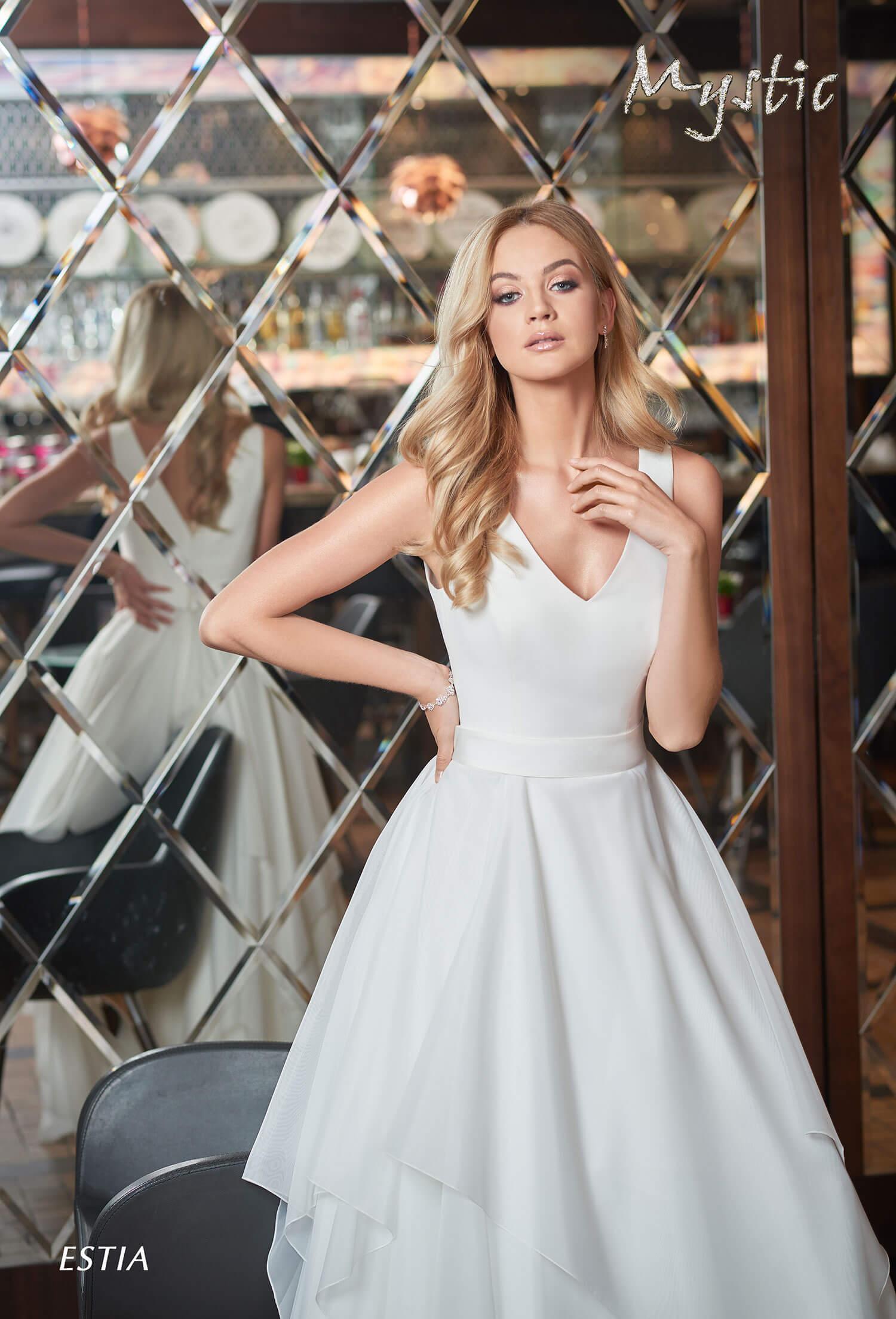 cdcc83e1b3 Mystic Bridal - producent i projektant sukien ślubnych