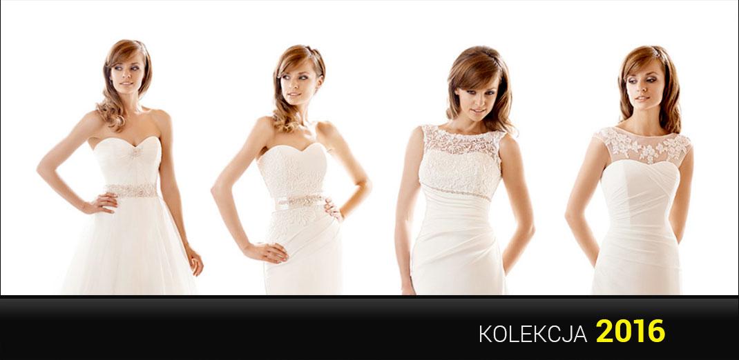 kolekcja sukien ślubnych 2016